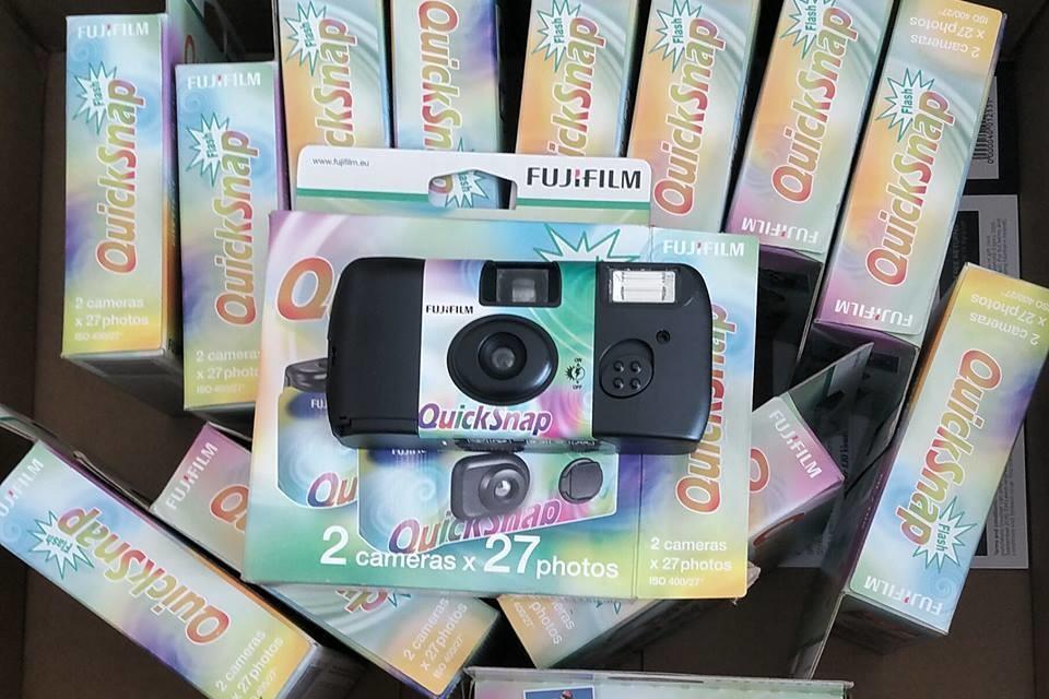 Fuji Cameras